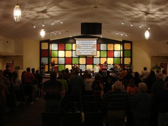 8.Christ Community Church in Hopkinsville