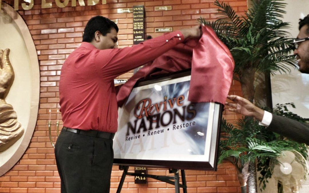 Shyju Mathew Ministries is Now Revive Nations! 20th Anniversary Video & Canada Update!