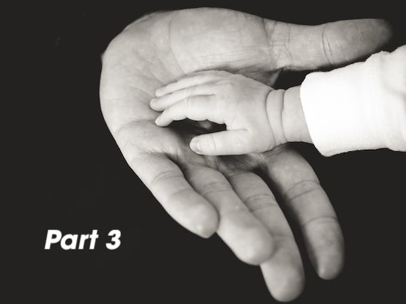 Placing our children under God's hand of protection: Part 3
