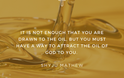 Rooted (Part 5): Attracting the Oil