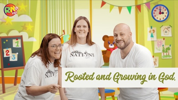 RN Kids: Rooted and Growing in God